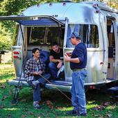 Atlanta Camping & RV Show Opens January 29th at Atlanta Exposition Center South. January 26, 2016Airstream trailers and new Toy-Hauler side decks featured at 41st Annual Event for first time.