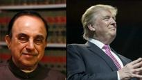 Donald Trump is the 'Swamy' of America, I came much earlier: Subramanian Swamy