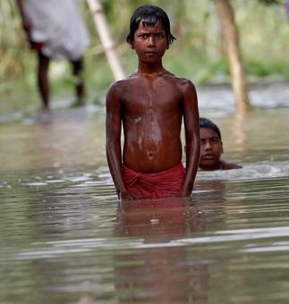Bihar Floods 2017: A human curse!