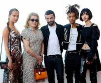 Jaden Smith, Alicia Vikander Sat Front Row In Louis Vuitton's Brazil Cruise Show