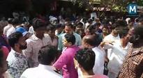 AKG remark row: Eggs thrown at VT Balram at Thrithala