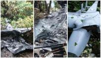 Jammu and Kashmir: Air Force UAV crashes in Kathua