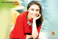 Rani Mukherji is BACK with YRF's 'Hichki'