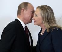 Vladimir Putin's return to presidency ended Hillary Clinton's 'Moscow Spring'
