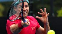 Comeback kid? Tommy Haas, 38, returns for proper farewell