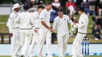 New Zealand bowler Tim Southee claims five wickets as Bangladesh are dismissed for 289
