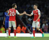 The stats that show Arsenal centre-backs Laurent Koscielny and Shkodran Mustafi have already formed a qualitypartnership