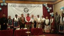 The closing of STNM Centenary Celebration
