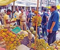 April 24 -50 vendors evicted at Fancy Bazar