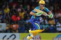 AB de Villiers marks return with unbeaten ton