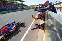 F1 2016 Head-to-Head: Max Verstappen vs. Carlos Sainz at Toro Rosso
