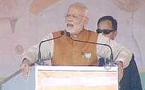 UP election: Modi attacks Samajwadi Party in Budaun rally, says Lohiaji's followers now supporting Congress