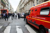 Children hurt as lightning strikes Paris park, German football pitch