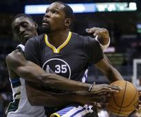 NBA: Kevin Durant sparks Golden State Warriors; LA Clippers bag 12th win