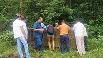 Forest Dept sets up trap cages for killer leopard