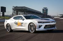 50th Anniversary Camaro SS to lead Indianapolis 500