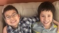 Pair of missing 9-year-old boys found safe in Brandon, police say