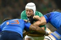 Best succeeds O'Connell as Ireland rugby captain