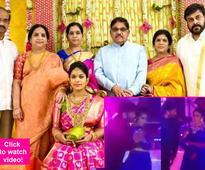 Revealed: Details of Chiranjeevi performance at Srija's wedding!
