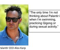 Why Palantir is Silicon Valley's most questionable unicorn