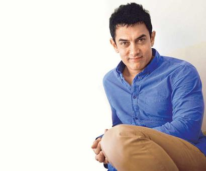 This is what Aamir had to say in his very first Selfie video!