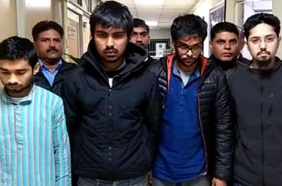 DU, JNU students arrested in New Year drugs bust