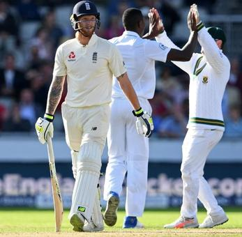 4th Test, Day 1: England reach 260-6 against South Africa