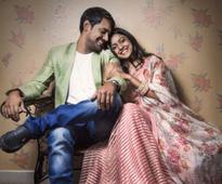 Varun Sandesh Marries Vithika Sheru. Tweets Pics