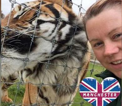 Woman zookeeper dies after tiger enters enclosure in 'freak accident'