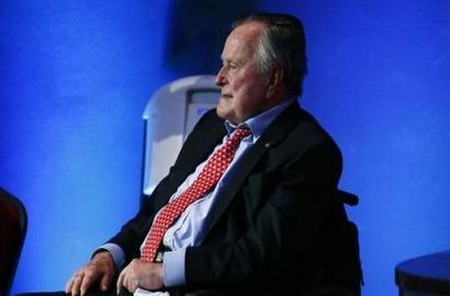 Fifth woman accuses Bush senior of groping