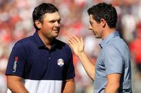 Ryder Cup: Patrick Reed sees off Rory McIlroy as Europe suffer Hazeltine hammering