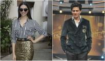 Shah Rukh Khan and Deepika Padukone to shoot intimate scenes in 'Padmavati'?