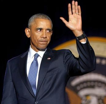 Obama thanks Americans for making him better Prez, better man