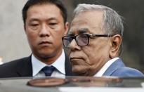 Bangladesh president says media ensures good governance