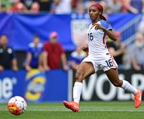 Crystal Dunn Is Poised To Become The Next Star Of U.S. Women's Soccer