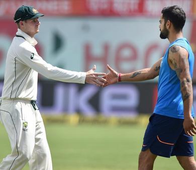 Beergate: Was Kohli hinting at Smith?