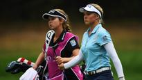 Brooke Henderson falls further behind at Evian Championship after 2 rounds