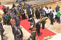 Museveni hails Zambia leaders over freedom