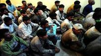 Pakistan sets free 86 Indian fishermen