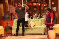 Comedy Nights Live: John Abraham mouths Bipasha Basu's Jism lines and Krushna Abhishek indirectly mentions Kapil Sharma!