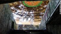 Bulgaria's abandoned UFO