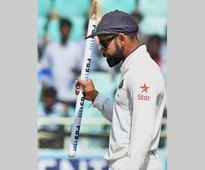 Indian captain Virat Kohli backs 'umpire's call' in DRS