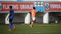 Francis Dadzie Scores Again As Sporting Clube De Goa Rout Vasco Sc 5-0 In India