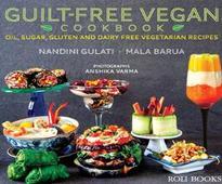Book Review: Guilt-Free Vegan Cookbook