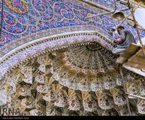 Repairing of Shiraz historical Vakil Mosque