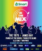 In The Mix features intl acts The 1975, Third Eye Blind, Panic! At The Disco, James Bay & more