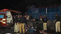 At least 10 killed, 60 injured at blast in Lahore