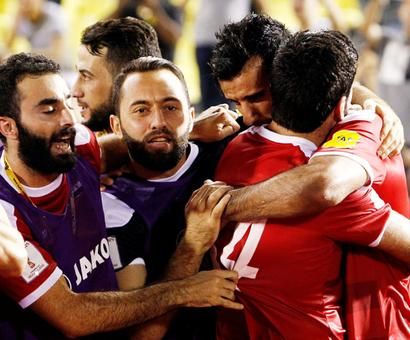 Syria down Aus with late penalty, keep 2018 World Cup dream alive