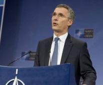 NATO Secretary General arrives in Tbilisi