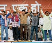 Dalit rally in Una serves ultimatum as Modi pays tribute to Swami